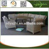 Special design and Popular and morden Outdoor furniture rattan special type multi-functional garden set