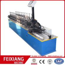Sheet Metal U Track Roll Forming Machine