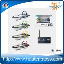 2014 El juguete eléctrico más nuevo barato del barco del rc 4ch mini para la venta H134801