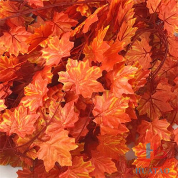 Daun maple ivy buatan