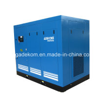 Adekom Air Cooled Screw Oil Injected Rotary Compressor (KE132-13)
