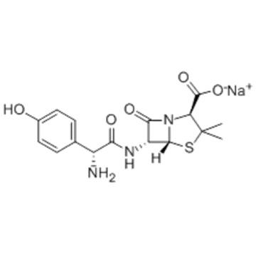 Amoxicillin sodium CAS 34642-77-8