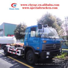 Контейнеровоз мусоровоза DongFeng 12cbm для продажи
