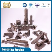 arrow head nozzle casting for power station equipment parts