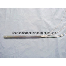 Cartouche chauffante en acier inoxydable avec thermocouple (DTG-126)