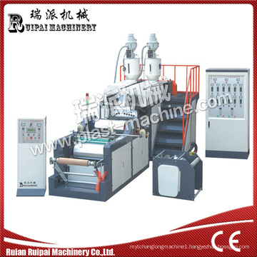Stretch Film Extruder Machine for Double Layers
