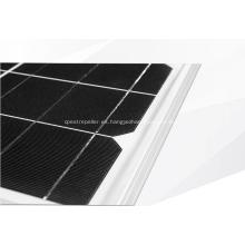 Paneles fotovoltaicos de silicio monocristalino solar de 120 vatios