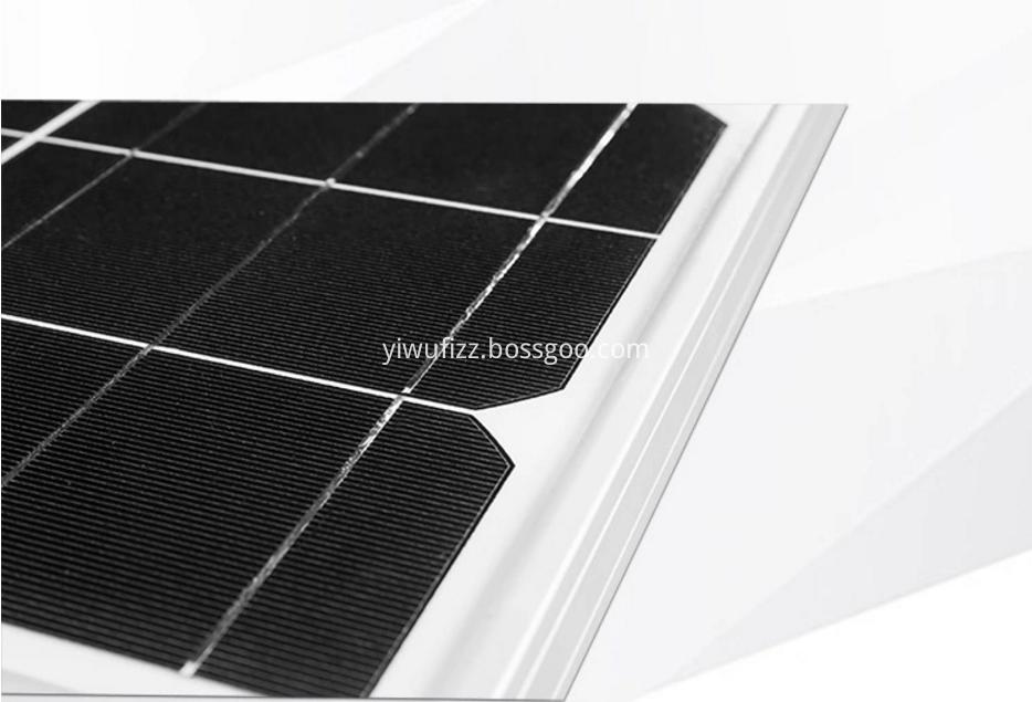 Customizable Monocrystalline Silicon Panels