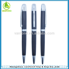Wholesale promotional metal corrosion pen with custom logo for offfice and bank