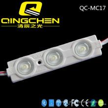 Hot 3 Chips 5630 Módulo de LED de Injeção com Alta Brilho Impermeável