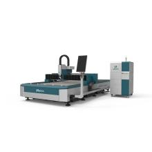 carbon steel iron SS 800W fiber cnc laser cutting machine for metal sheet steel 1-22mm