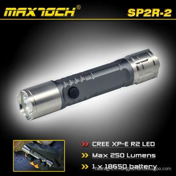 Maxtoch SP2R-2 fonction de Torchlight Led