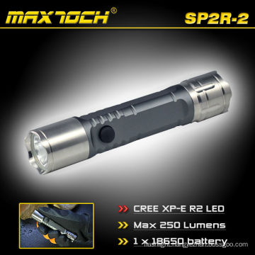 Maxtoch SP2R-2 Function Of Led Torchlight