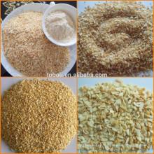 Grano de ajo de deshidratación china