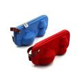 Customized Waterproof Hard Plastic Tea Bag Case