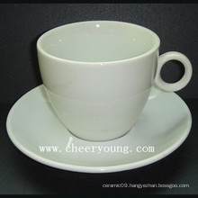 Espresso Cup and Saucer (CY-P509)