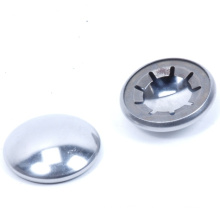 Galvanized Steel Cap for Axle