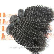 extensões de cabelo encaracolado natural comprar barato humano ha