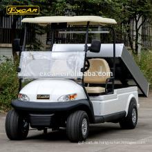 2 Sitzer elektrische Golfwagen China Mini Buggy zum Verkauf Club Auto Golf Buggy Wagen
