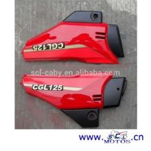 SCL-2013060886 CGL125 Seitenabdeckung Schützen Sie den rechten und linken Rahmen. Seitenabdeckungen