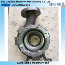 Sand Casting ANSI Stainless Steel Durco Pump Casing