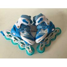Kid Sports Blue Inline Skates