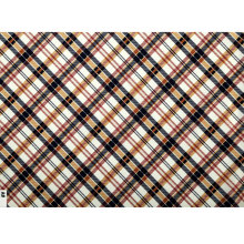 100% bedrucktes Polyester Twill Futter Stoff für Bekleidung
