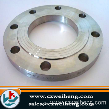 Top Quality 304 Stainless Steel Pipe Flange