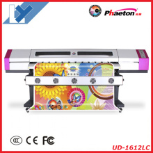 Galaxy Eco Solvent Large Format Inkjet Printer with 2 Dx5 (UD-1612LC)