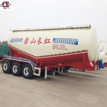 Cement Fly Ash Bulk tank Semi Trailer