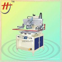 Machines d'impression Hengjin, sérigraphie HS-600P qui, à bon état et haute qualité