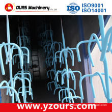 Metal Pipe Powder Coating Production Line, Painting Line