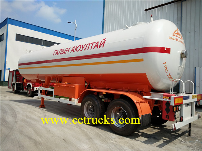 20 TON LPG Trailer Tanks