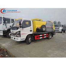 Vente chaude DFAC Euro6 5cbm Restaurant camion à ordures