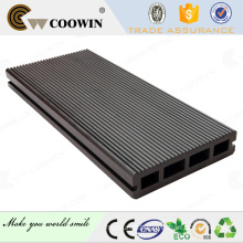 Wpc decking floor outdoor wood plastic flooring