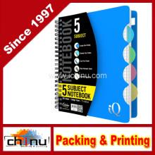 5-Предметный Поли Крышка Wirebound Ноутбука (520032)