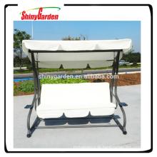 Shinygarden überdachte Veranda Swing / Bett mit Rahmen
