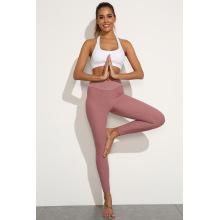 Jacquard Seamless Yoga Leggings