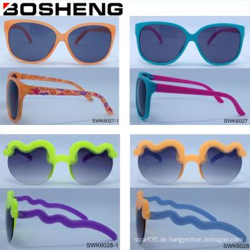 Qualitäts-neue Entwurfs-Gläser preiswerte kundenspezifische Sonnenbrille