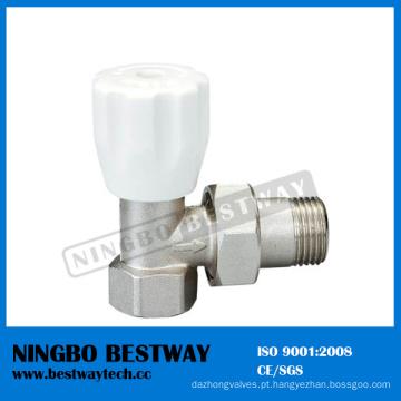Preço de tampas de válvula de radiador de latão (BW-R05)