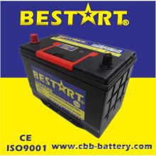 12V80ah Premium Quality Bestart Mf Vehicle Battery JIS 95D31r-Mf