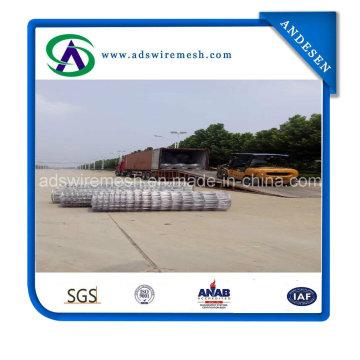 Vedação de nó fixo galvanizado pesado e de alta resistência