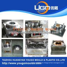 Molde de la cesta de la inyección del molde de la cesta de la inyección de la inyección en taizhou zhejiang China