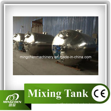 Food Mixing Stainless Steel Cooling Heating Aging Tank