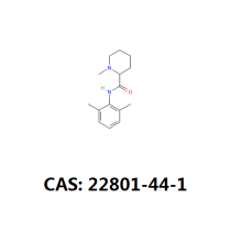 Online Exporter for Bupivacaine Base Anesthetic Pharmaceuticals Mepivacaine base api and intermediate cas 22801-44-1 supply to Suriname Suppliers