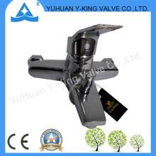Factory Sales Brass Single Handle Bathroom Faucet (YD-E002)