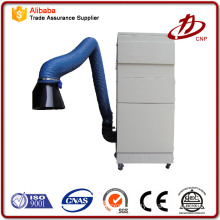 Cartridge filters dust removing system portable dust collector