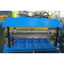 YTSING-YD-0503 übergeben CE und ISO-Authentifizierung verglaste manuelle Dachziegel Maschine