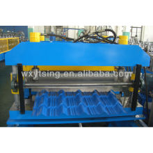 YTSING-YD-0503 Passed CE and ISO Authentication Glazed Manual Roof Tile Machine