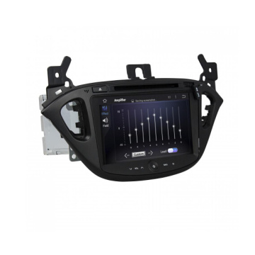 8 Inch Opel Corsa 2015-2016 Car Audio Player